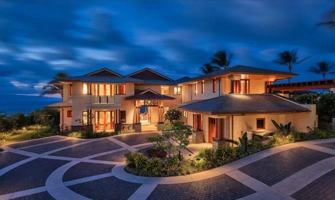 Kapalua Place Maui Beach House Pics Jet Life