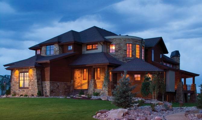 Kemper Hill Mountain Home Plan House Plans