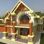 Kenyan Architects Designing Rustic House Plans Kenya