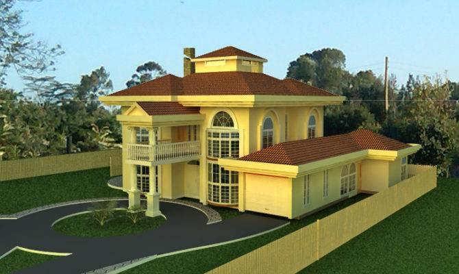 Kenyan House Designs Plans Discerning Clients Challenge