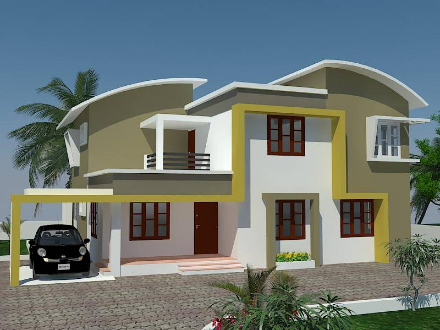 Simple Best Designs Of Houses Placement House Plans