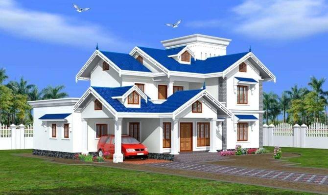 Kerala Home Bungalow Design