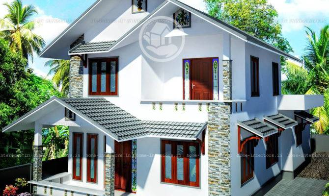 Kerala Home Design Double Floor Deco Plans