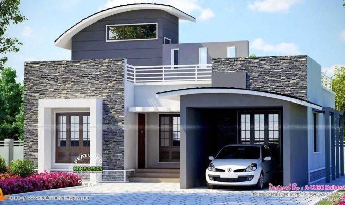 Kerala Home Design Ideas Beautiful Single Floor House