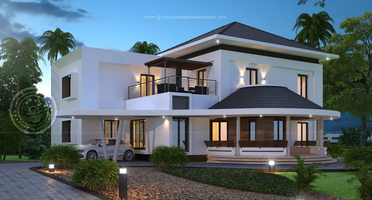 Kerala Home Design New House Plans