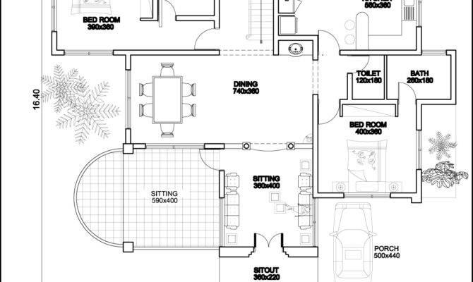 Kerala Home Plan Elevation Floor
