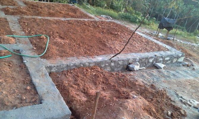 Kerala House Construction Tips Basement
