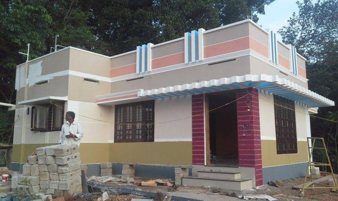 Kerala House Construction Tips Painting