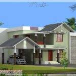 Kerala House Plans India July Home Design Source