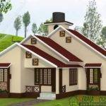Kerala Low Budget House Plan Elevation Floor Details