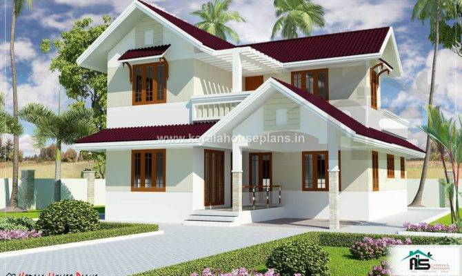 Kerala Model House Plans Elevation Sqft