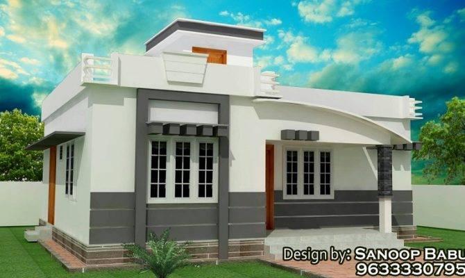 Kerala Model Low Cost Home Design