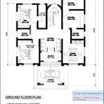 Kerala Model Villa Plan Elevation Feet