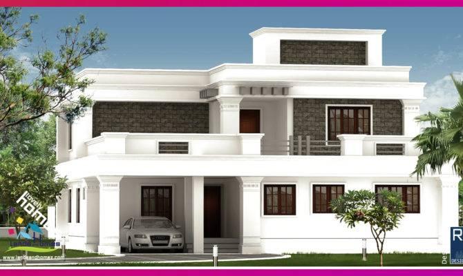 Kerala Modern House Plans