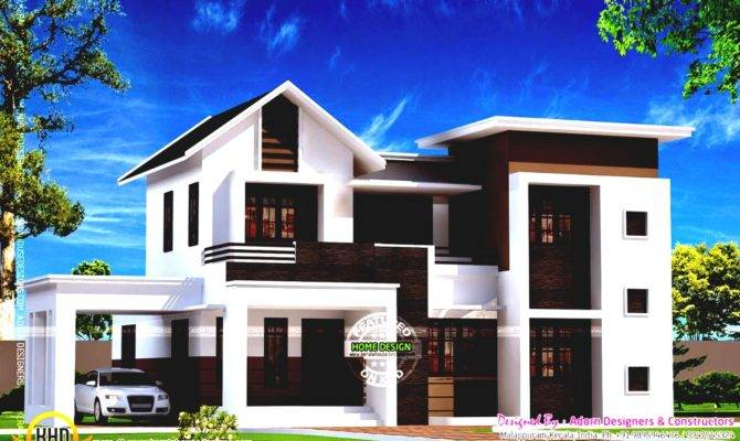 Kerala New Home Designs Flisol