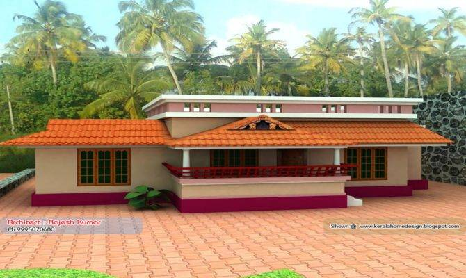 Kerala Small House Plans Under Very