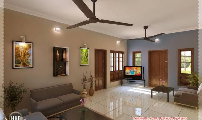 Kerala Style Home Interior Designs Design House Plans 103575