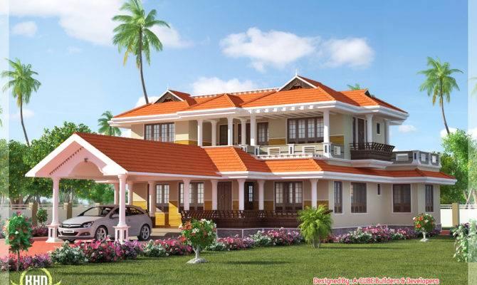 Kerala Style Home Plan Appliance