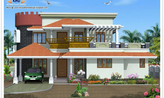 Kerala Style House Architecture Home Appliance