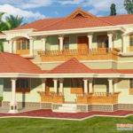 Kerala Style Story Home Design March