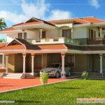 Kerala Style Story House Indian Home Decor