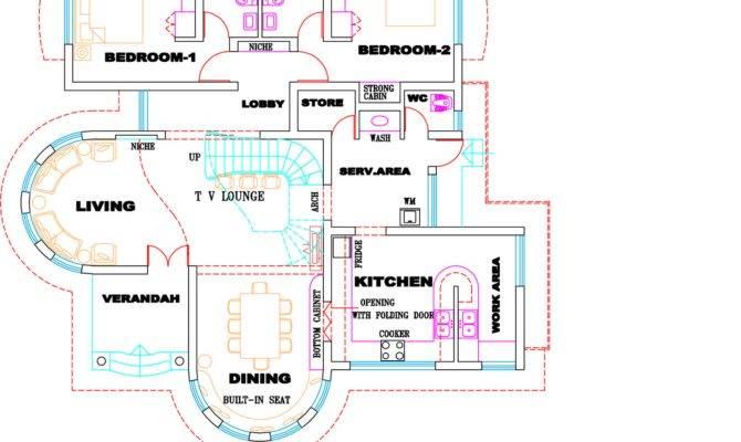 Kerala Villa Plan Elevation Home Design