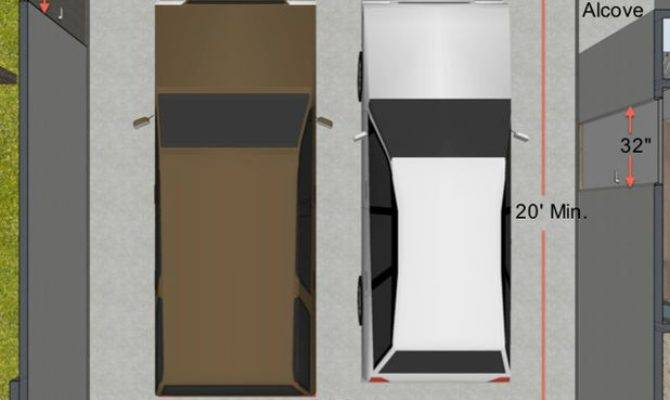 Key Measurements Perfect Garage