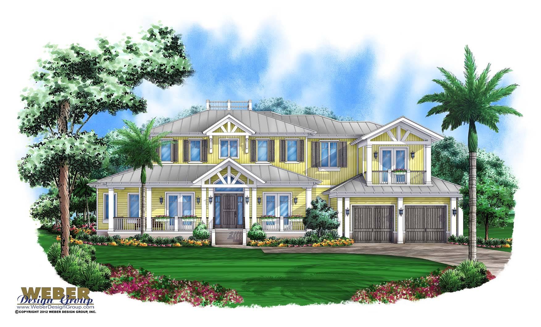 Key West House Plans Elevated Coastal Style Architecture House Plans 132938,3500 Sq Ft House Plans 1 Story