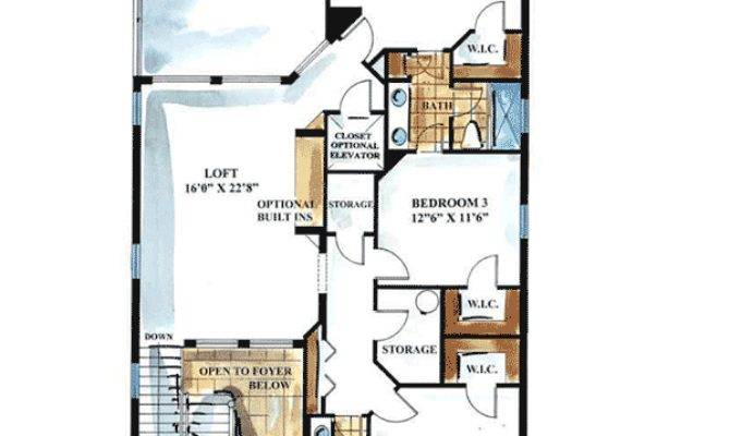 Key West Style Architectural Designs House Plans