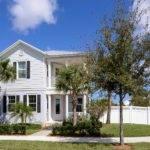 Key West Style Home Mallory Creek Jupiter Single