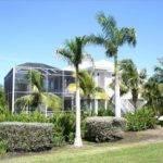 Key West Style Home Screened Heated Pool Walk Beach