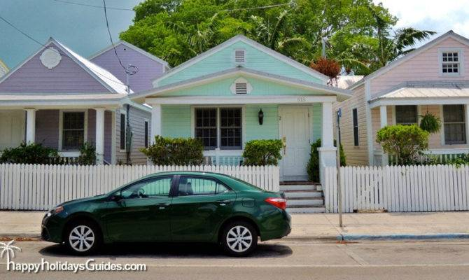Key West Style Homes Essay