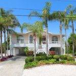 Key West Style Water Front Home Beautiful Anna Maria Island