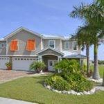 Key West Style Waterfront Home Sale Redington Shores Florida