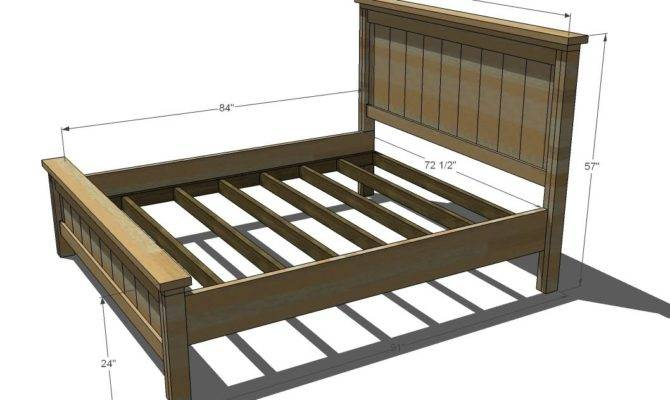 King Bed Designs Woodwork Plans Pdf