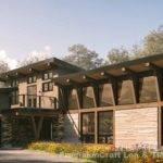 Kirkwood Modern Timber Frame Floor Plan