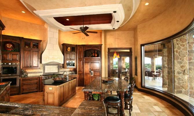 Kitchen Booth Construction Luxury Interior