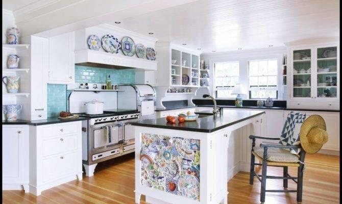 Kitchen Decorating Summer Designs Exquisite
