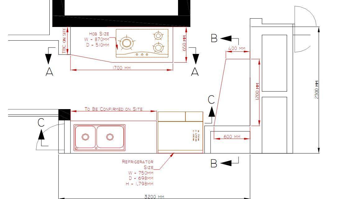 Kitchen Design Layout Ideas House Plans 80460