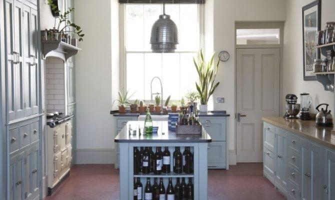Kitchen Designed Modern Victorian Style