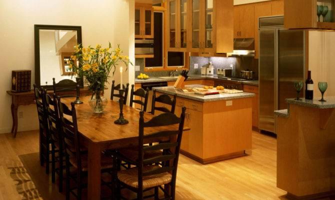 Kitchen Dining Rooms Design Photos