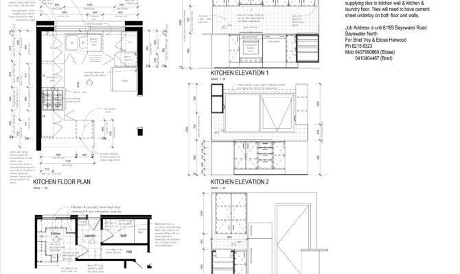 Kitchen Floor Plan Layouts Decorating Ideas