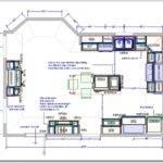 Kitchen Floor Plan Pleasant Design Plans Shot