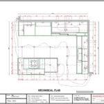 Kitchen Floor Plans Designs Cabinet Design