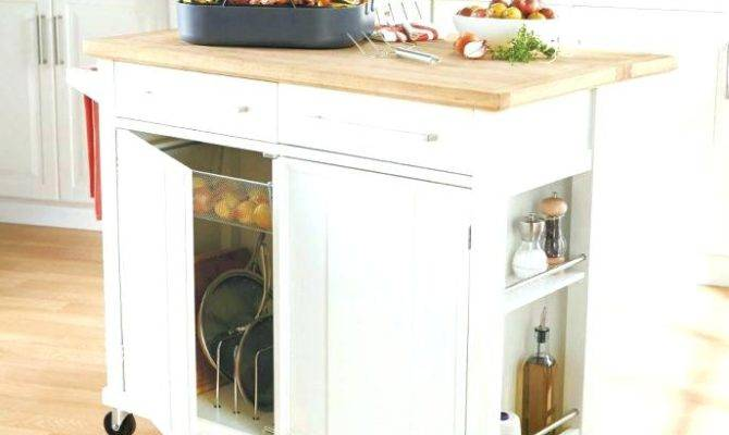Kitchen Island Carts Big Lots Regarding Motivate