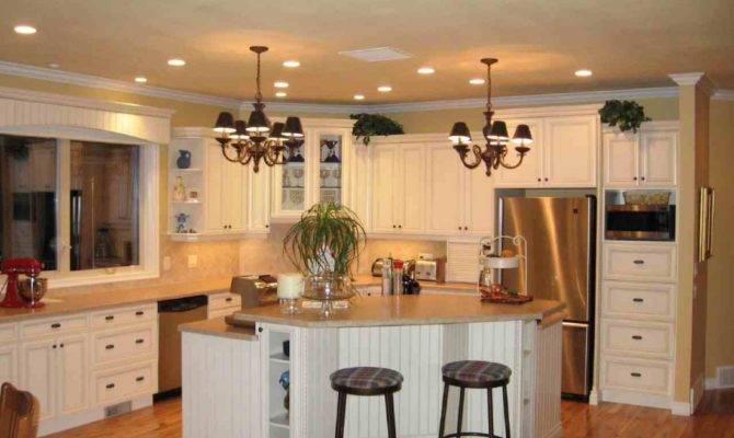 Kitchen Island Design Layout