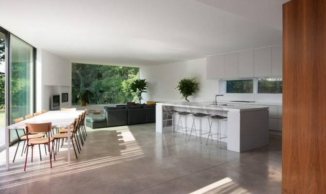 Kitchen Living Open Plan Entertainer