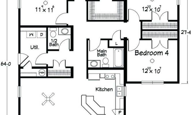 Kitchen Living Room Combo Floor Plans Theparty