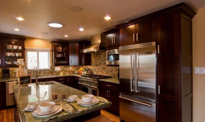 Kitchen Open Restaurant Designs Stunning