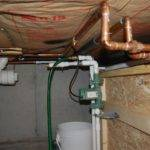 Knick Solar Water Heating System Tank Plumbing Controls